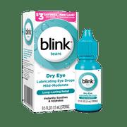 Blink Tears Eye Drops Size 0.5 fl. Oz.