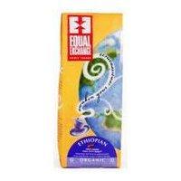 Equal Exchange 100% Organic Ethiopian Drip Coffee 12 OZ (Pack of 6)