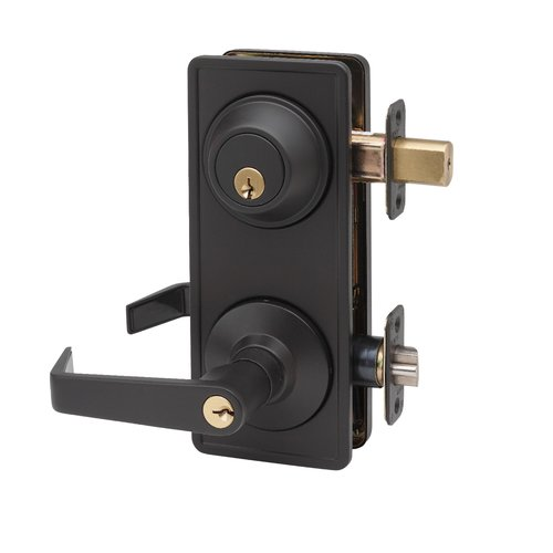 Copper Creek Commercial Industrial Style Interconnect Lever Combo Pack