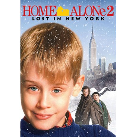 Home Alone 2: Lost In New York (DVD) (VUDU Instawatch Included) - Buzz Home Alone
