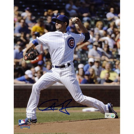 - Chris Rusin Chicago Cubs Fanatics Authentic Autographed 8
