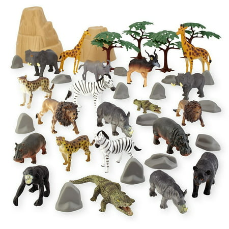 Animal Planet Big Tub of Safari Animals Playset, Create an ... on animal safari wildlife, fisher-price farm animal set, farm animal safari set, animal planet wildlife tree house bridge, animal planet wildlife family, lego wildlife set, ocean sea animal set, animal planet wildlife game, jurassic park toy set, animal toys,