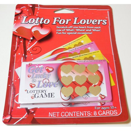Lotto For Lovers  For Fun And Entertainment Purposes Only   Ship From Usa Brand Easter Unlimited  Inc