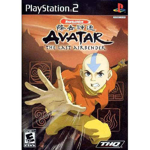 Avatar: The Last Airbender (PS2)
