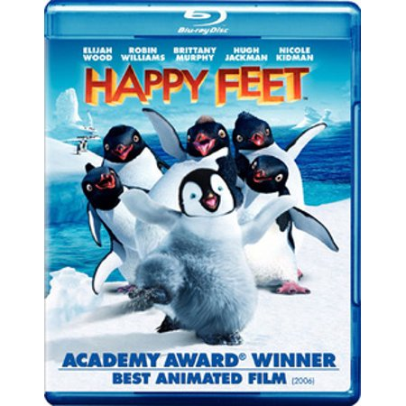 Happy Feet (Blu-ray) for $<!---->