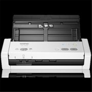 Brother ADS-1250W Scanneur couleur de bureau compact sans fil 25PPM avec recto verso