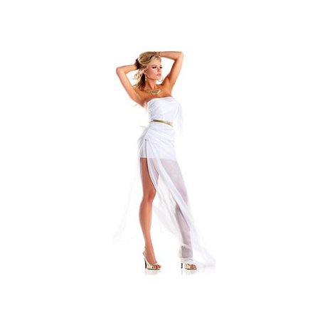 Lovely Aphrodite Costume BW1406 Be Wicked White - Aphrodite Costumes