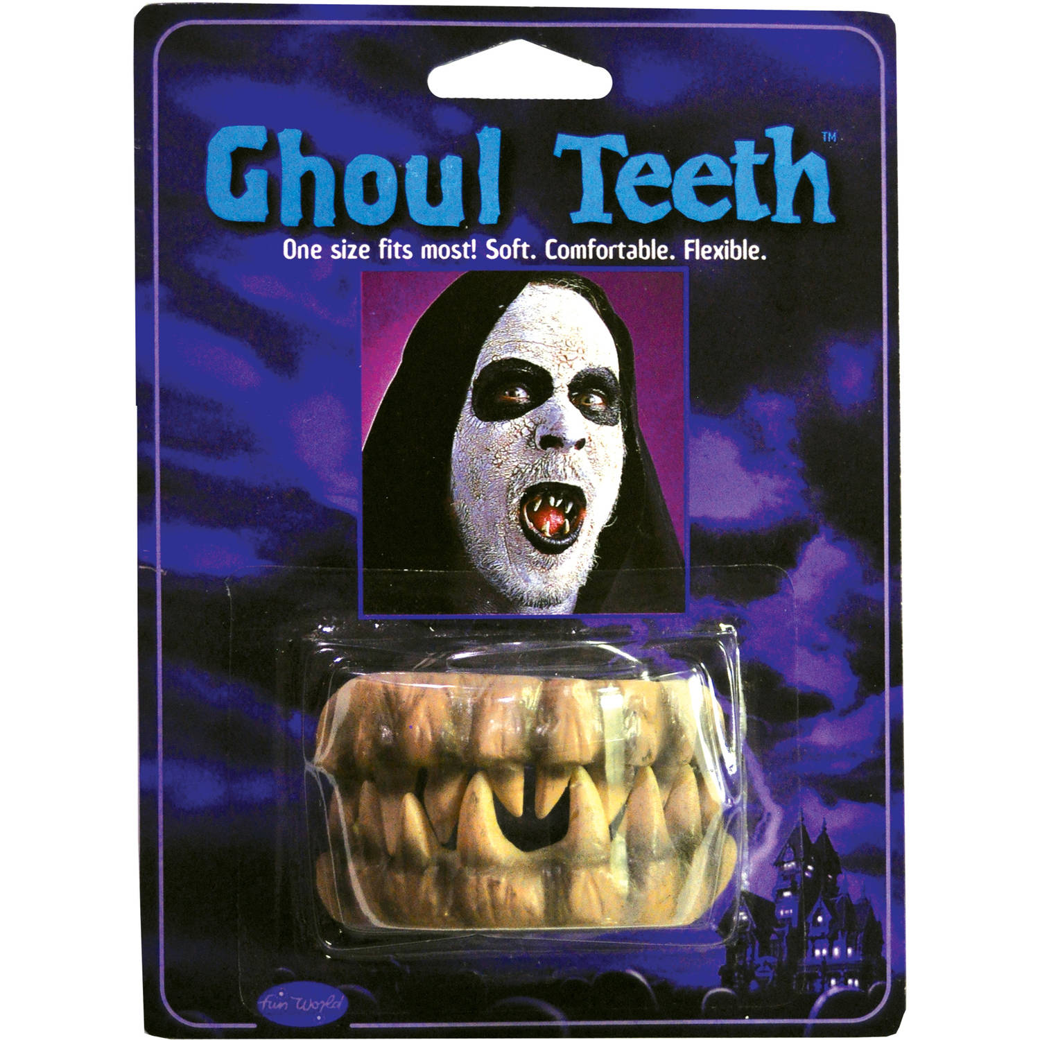 Ghoul Teeth Adult Halloween Accessory
