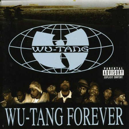 Wu-Tang Forever (explicit) (CD)