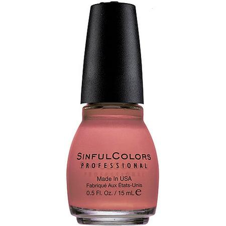 Sinful Colors Nail Polish Professional, Soul Mate, 0,5 fl oz