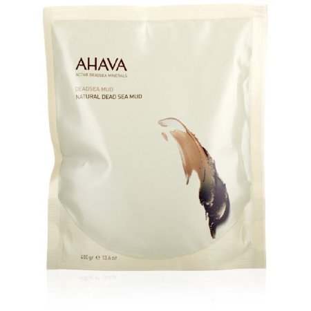 Ahava Natural Dead Sea Body Mud, 13.6 Oz
