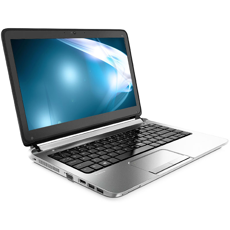 REFURBISHED HP ProBook 430 G1 1.6GHz DC i5 8GB 128SSD Windows 10 Pro 64 Laptop Camera