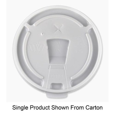 Genuine Joe Hot/Cold Cup Lid GJO58555