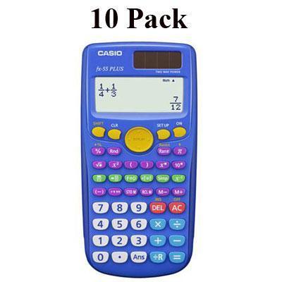 Fx55splus Teacher Pack