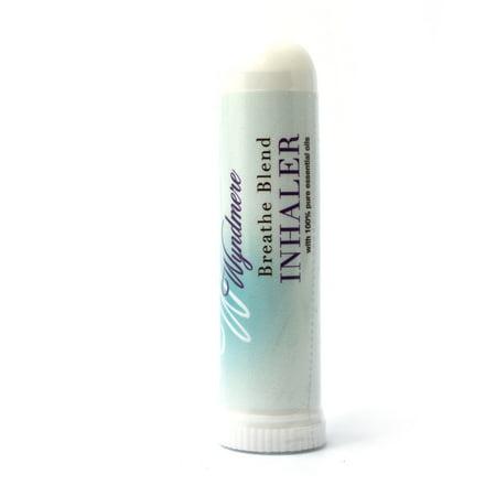 Wyndmere Breathe Blend Inhaler with 100% Pure Essential Oils Breathe Easy Aromatherapy Inhaler