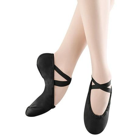 Bloch Dance Women's Pump Ballet Slipper,Black,2 C US - Bloch Ballet