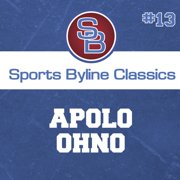 Sports Byline: Apolo Ohno - Audiobook