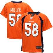 Von Miller Denver Broncos Nike Infant Team Color Game Jersey - Orange