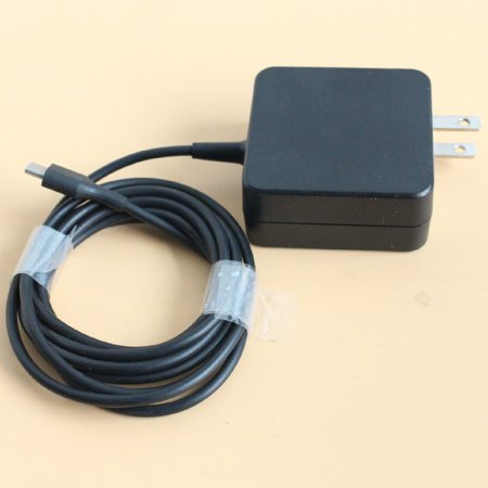 45w USB-C Type-C Laptop Charger For Lenovo HP DELL ASUS 45W USB-C Type-C AC  Power Supply Adapter