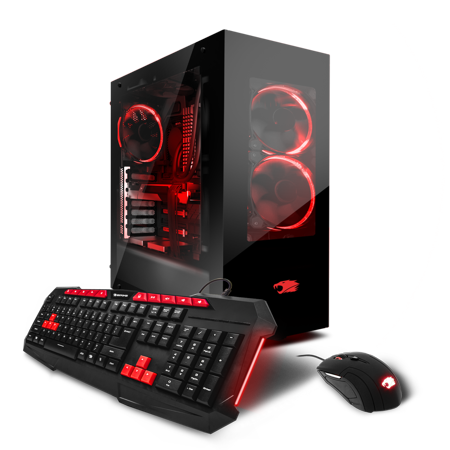 Loaded with Intel's flagship Core iK CPU and Nvidia's GTX GPU, the iBUYPOWER iK (Slate ) is a compelling blend of gaming and processing power at a very reasonable price.