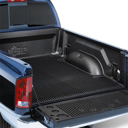 Black Under Rail Bed Liner for Chevy Silverado & Sierra