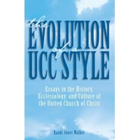 The Evolution of a Ucc Style (Paperback)
