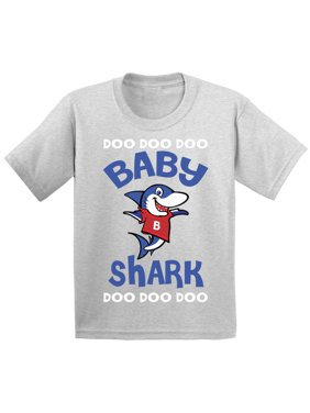 5bf4312f7 Product Image Awkward Styles Cute Baby Shark Infant Shirt Shark Baby Tshirt  Shark Gifts for Baby Shark Themed