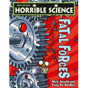 Horrible Science: Fatal Forces - eBook