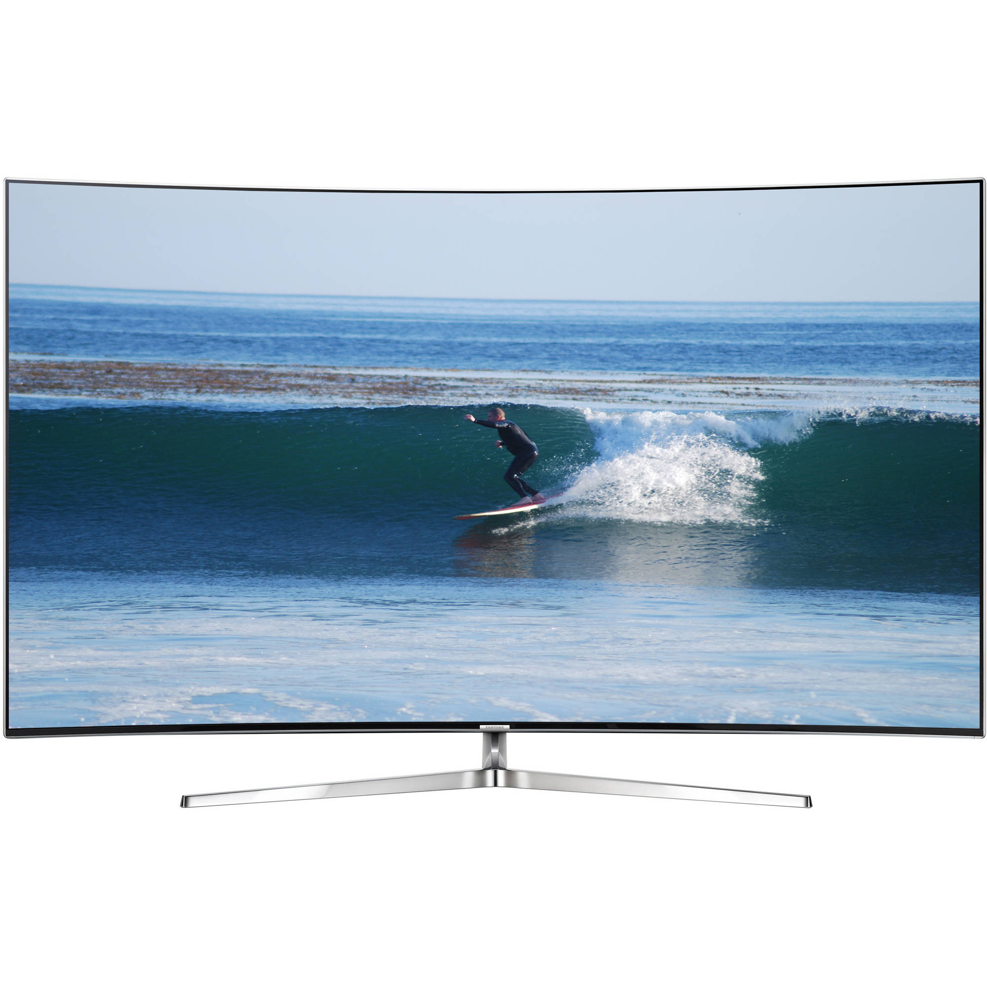Curved TVs - Top LCD LED TV