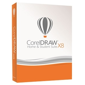 Corel CorelDRAW X8 Home & Student Suite