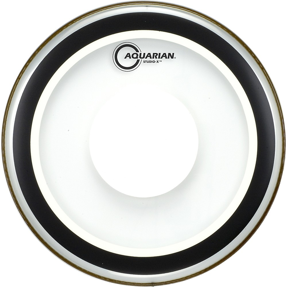 Aquarian Studio-X Power Dot Drumhead  14 in.