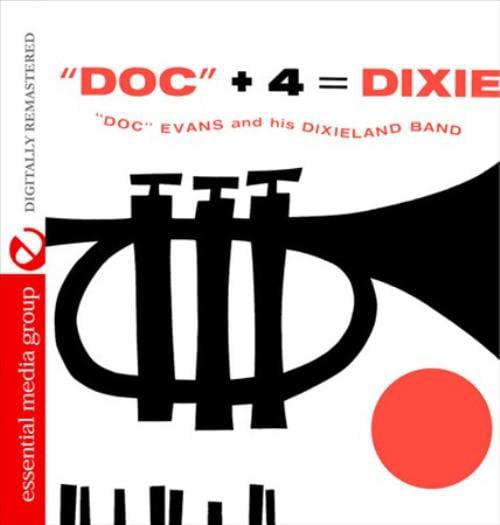 Doc Evans Doc Evans + 4 = Dixie CD - image 1 de 1