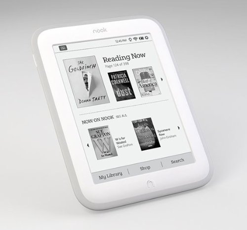 Refurbished Nook GLOWLIGHT eBook Reader BNRV500