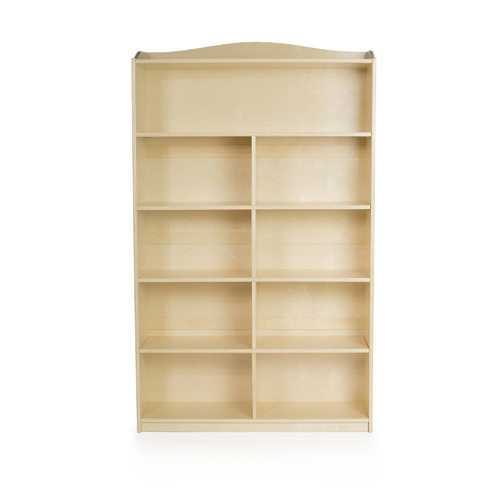 Guidecraft Single-Sided 60'' Bookcase by Guidecraft