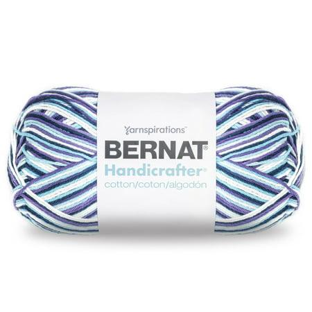 Bernat Handicrafter Cotton Yarn Solids and Twists