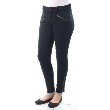 Ralph Lauren Womens Black Zippered Pants  Size: 29