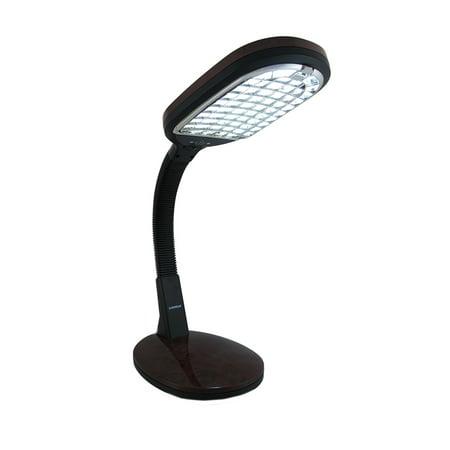 lumiram comfort view full spectrum deluxe desk lamp. Black Bedroom Furniture Sets. Home Design Ideas