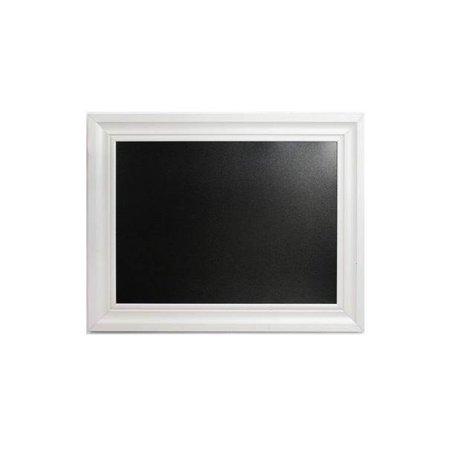 Chalkboard with White Frame - Walmart.com