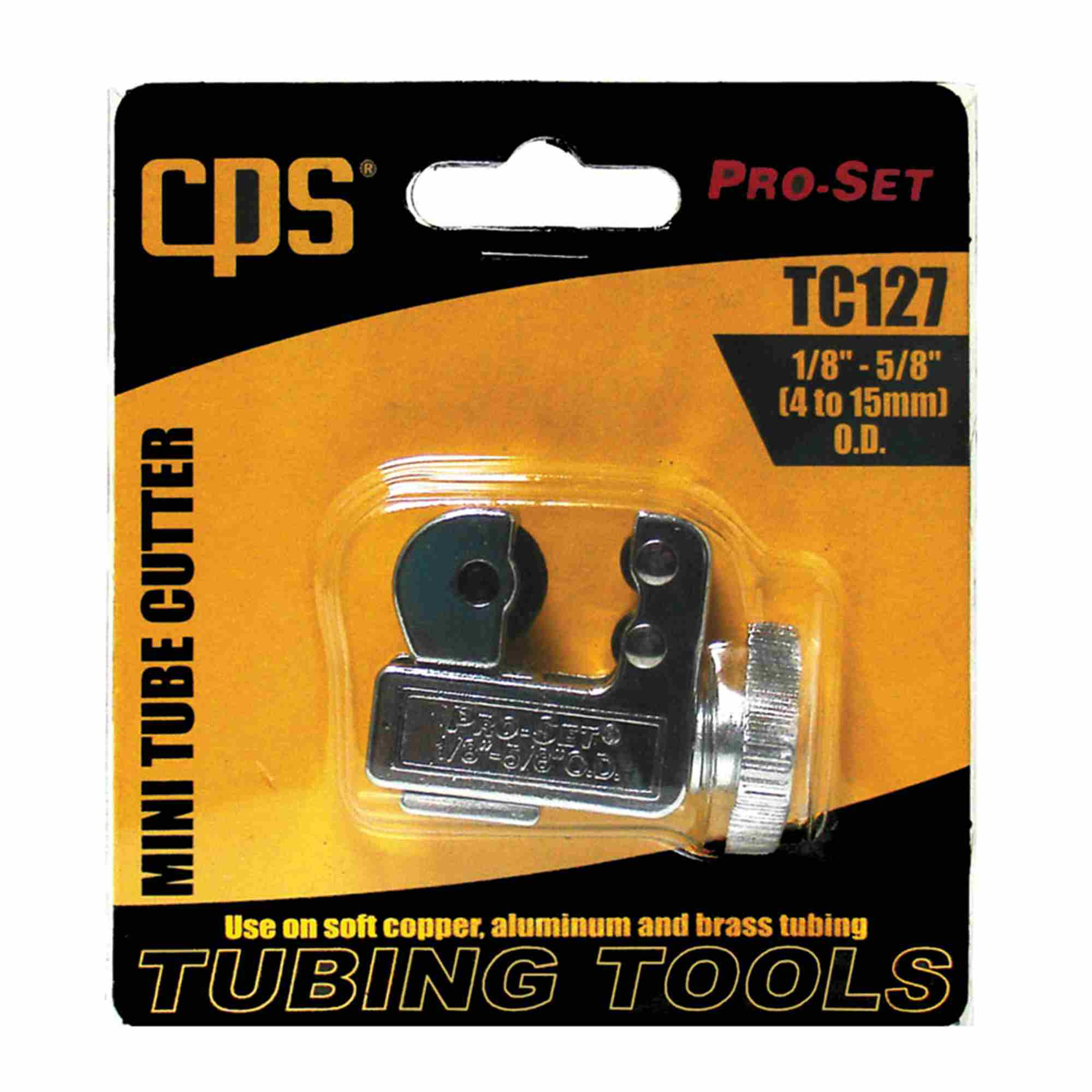 TC127 CPS Tool  Tube Cutter