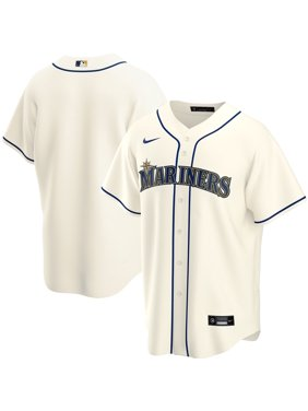 Seattle Mariners Nike Youth Alternate 2020 Replica Team Jersey - Cream