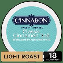 Coffee Pods: Cinnabon