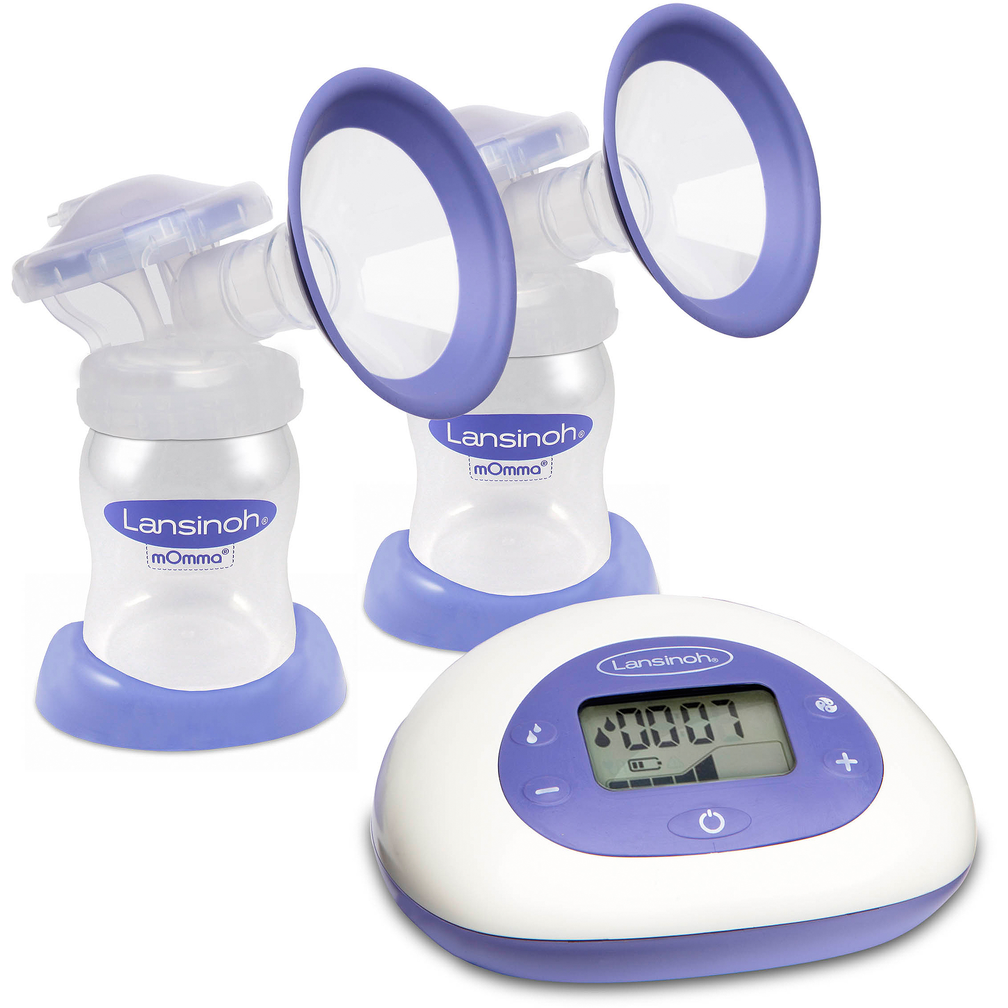 Lansinoh Signature Pro Double Electric Breast Pump, 1 Pump and Accessories