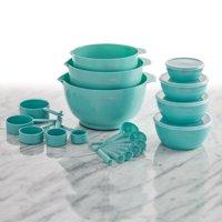 Farberware Professional 23 Piece Aqua Mix and Measure Baking Set