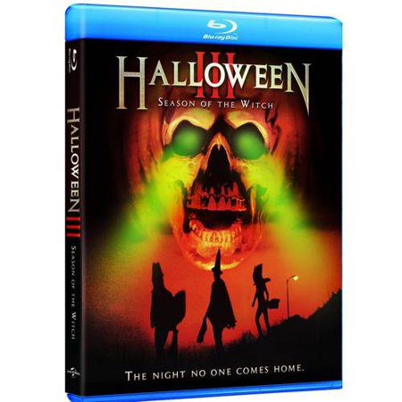 Halloween III: Season Of The Witch (Blu-ray) - Walmart.com