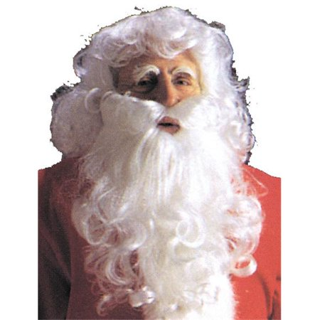 Costumes For All Occasions CA59 Santa Wig and Beard Economy - image 1 of 1