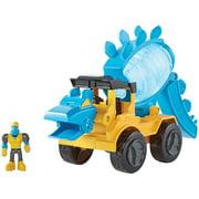 Educational Insights Helix The Stegosaurus Cement Mixer