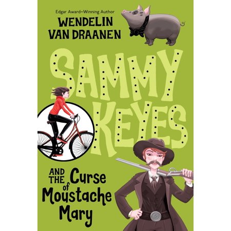 Van Helsing's Curse Halloween (Sammy Keyes and the Curse of Moustache)