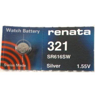 Renata Watch Battery - Renata Watch Battery 321