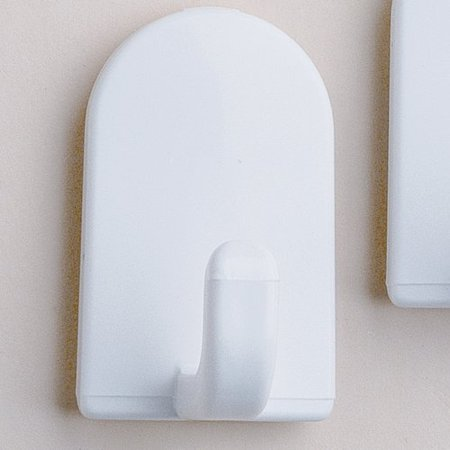 InterDesign Wall Hook with Self Adhesive Backing