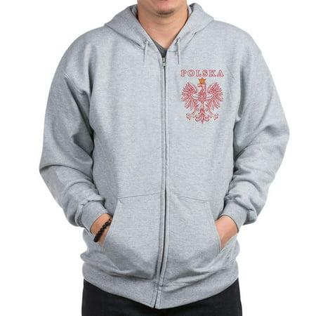 CafePress Classic Hooded Sweatshirt with Metal Zipper Zip Hoodie Mason